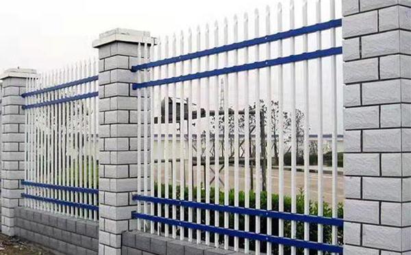 庭院锌钢护栏案例