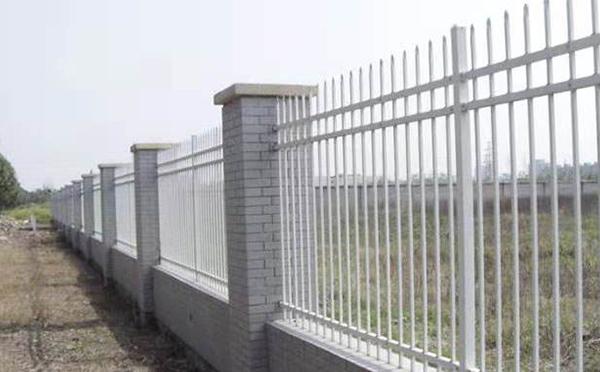 锌钢围栏案例