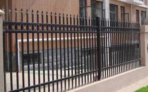 铁艺护栏案例