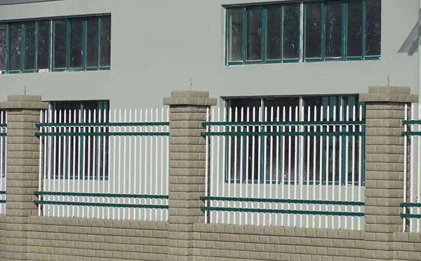 围墙栏杆案例