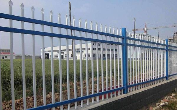 厂房围栏案例